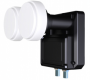 LNB Monoblock TWIN Inverto Black Ultra